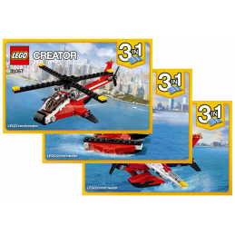 Notice / Instruction Lego Creator - 31057