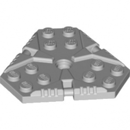 LEGO 6173203 ROTOR, W/ 4.85 - MEDIUM STONE GREY