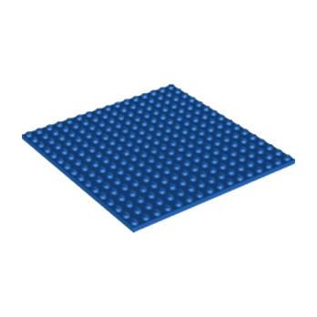 LEGO 4610305 PLATE 16X16 - BLEU