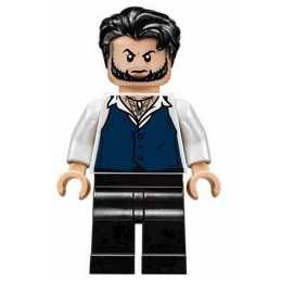 Mini Figurine LEGO® : Marvel Super Heroes - Ulysses Klaue