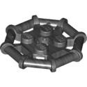 LEGO 6197967 PARABOLIC RING - TITAN METALIC
