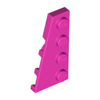 LEGO 6194853 PLATE 2X4 ANGLE GAUCHE - ROSE lego-6194853-plate-2x4-angle-gauche-rose ici :