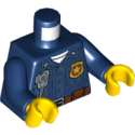 LEGO 6209966 TORSE POLICIER