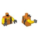 LEGO 6214607 TORSE OUVRIER