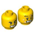 LEGO 6210026 TÊTE ( 2 FACES )