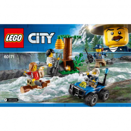 Notice / Instruction Lego City 60171