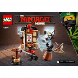 Notice / Instruction Lego Ninjago 70606