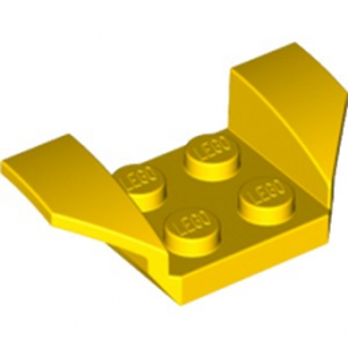 LEGO 6096950 GARDE BOUE 2X4 - JAUNE lego-6211854-garde-boue-2x4-jaune ici :