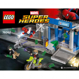 Notice / Instruction Lego Super Heroes 76082