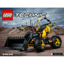 Notice / Instruction Lego TECHNIC - 42081