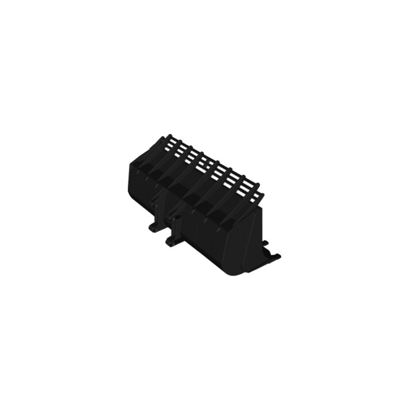 LEGO 6219605 GODET  15X23X12 W/ 4.85 - NOIR
