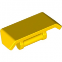 LEGO 6103399 SPOILER W. SHAFT Ø 3.2 - JAUNE