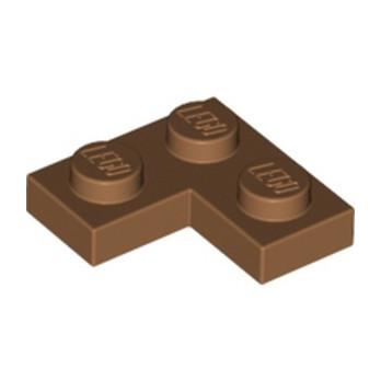 LEGO 6177535 CORNER PLATE 1X2X2 - MEDIUM NOUGAT