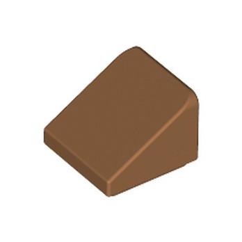 LEGO 6167690 TUILE 1X1X2/3 - MEDIUM NOUGAT