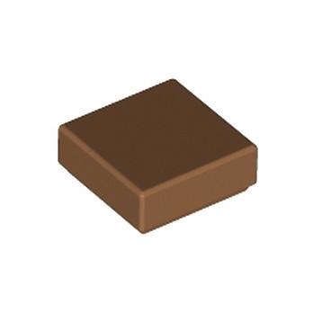 LEGO 6177146 PLATE LISSE 1X1 - MEDIUM NOUGAT