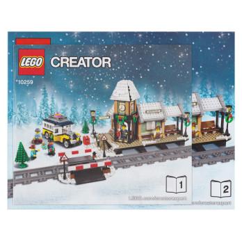 Notice / Instruction Lego Creator 10259 notice-instruction-lego-creator-10259 ici :