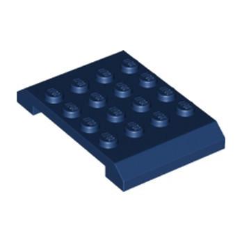 LEGO 6195326 SHELL, 4X6X2/3  - EARTH BLUE