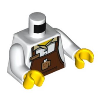 LEGO 6219611 TORSE TABLIER SERVEUR