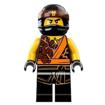 Mini Figurine LEGO® : Ninjago Cole