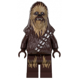 Mini Figurine LEGO® : Star Wars - Chewbacca