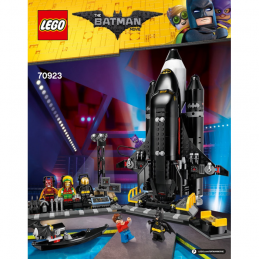 Notice / Instruction Lego  The Batman Movie 70923