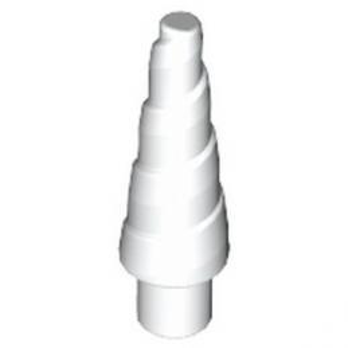 LEGO 6192793 CORNE SPIRALE 1.5 CM - BLANC lego-6192793-corne-spirale-15-cm-blanc ici :