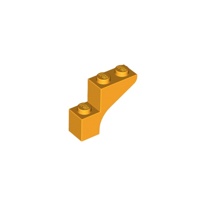 LEGO 6032409 ARCHE 1X3X2 - FLAME YELLOWISH ORANGE