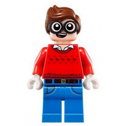 Mini Figurine LEGO® : The Batman Movie: Dick Grayson