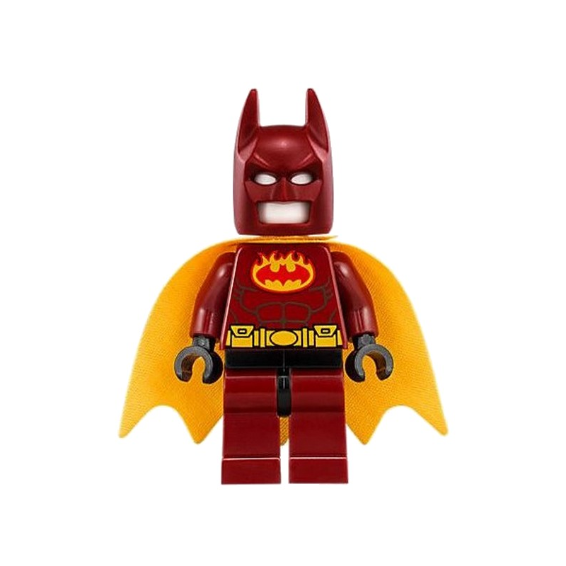 Costume Mini Figurine LEGO® : The Batman Movie: Firestarter Batsuit
