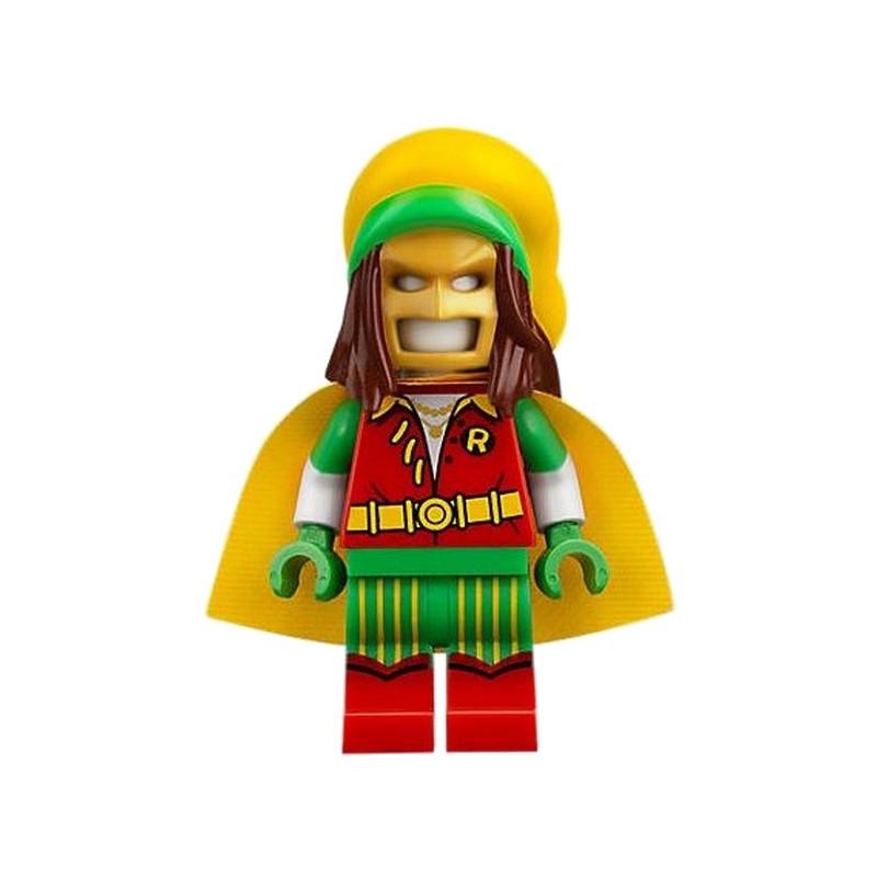 Costume Mini Figurine LEGO® : The Batman Movie: Reggae Man Batsuit
