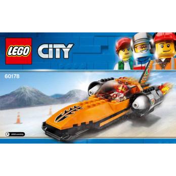Notice / Instruction Lego City 60178