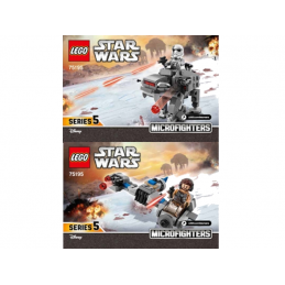 Notice / Instruction Lego Star Wars  75195 notice-instruction-lego-star-wars-75195 ici :