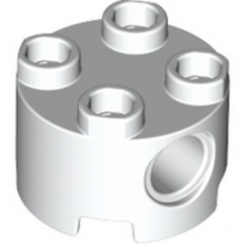 LEGO 6218899 BRIQUE RONDE TECHNIC 2x2 - BLANC lego-6218899-brique-ronde-technic-2x2-blanc ici :