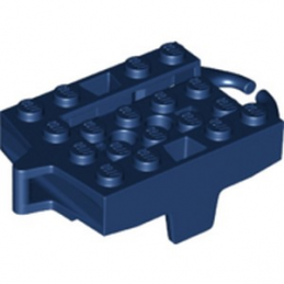 LEGO 6233695 CHASSIS 4X5 POUR RAIL - EARTH BLUE