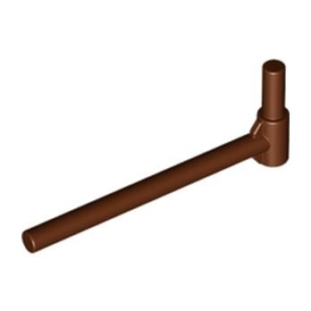 LEGO 6214343 BARRE 4.2 CM - REDDISH BROWN lego-6214343-barre-42-cm-reddish-brown ici :