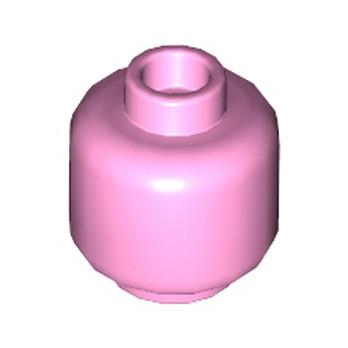 LEGO 6229128 TETE UNI - ROSE CLAIR