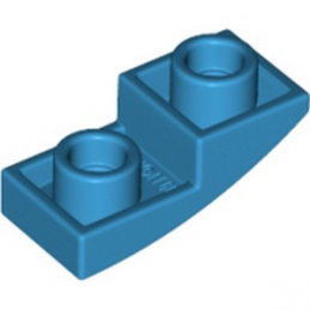 LEGO 6231942 DOME INV. 1X2X2/3 - DARK AZUR lego-6231942-dome-inv-1x2x23-dark-azur ici :