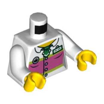 LEGO 6103208 TORSE FEMME