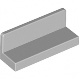 LEGO 6210581 CLOISON 1X3X1 - MEDIUM STONE GREY