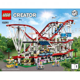 Notice / Instruction Lego Creator 10261