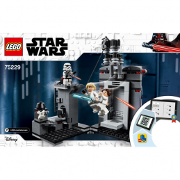 Notice / Instruction Lego Star Wars  75229