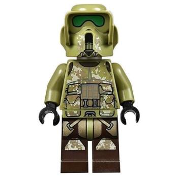 Mini Figurine LEGO® : Star Wars - Soldat clone de Kashyyyk
