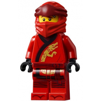 Mini Figurine LEGO® : Ninjago - Kai