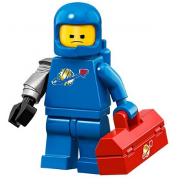 Mini Figurine Lego® Série The Lego Movie 2 - Apocalypse Benny