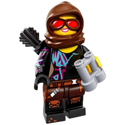 Mini Figurine Lego® Série The Lego Movie 2 - Lucy prête au combat