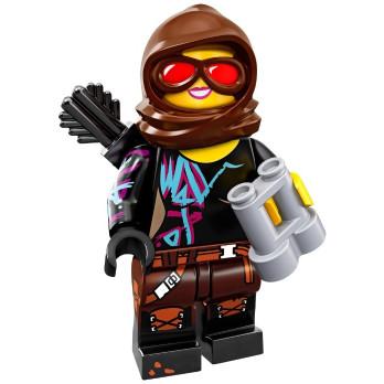 Mini Figurine Lego® Série The Lego Movie 2 - Lucy prête au combat
