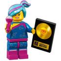 Mini Figurine Lego® Série The Lego Movie 2 - Lucy Flashback