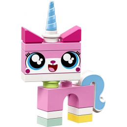 Mini Figurine Lego® Série The Lego Movie 2 - Unikitty