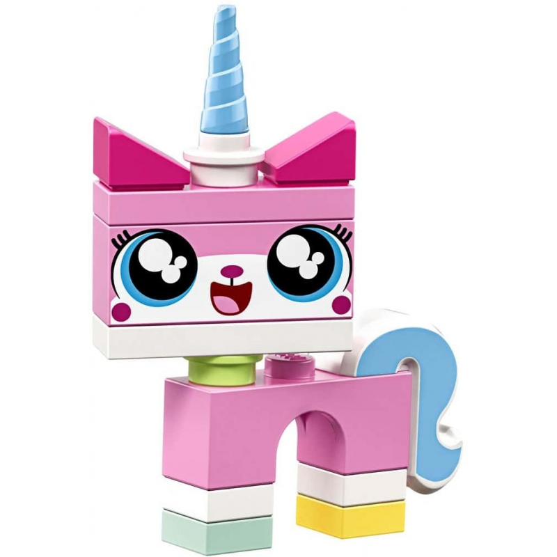 Mini Figurine Lego® Série The Lego Movie 2 - Unikitty