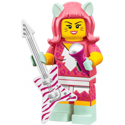 Mini Figurine Lego® Série The Lego Movie 2 - Kitty Pop